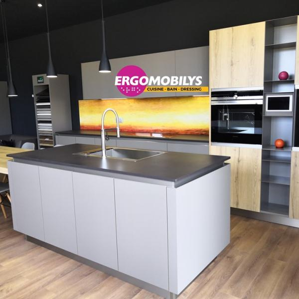 Cuisine du Showroom